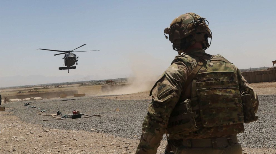 2 U.S. service members killed in Afghanistan