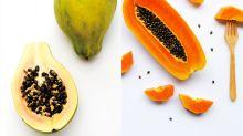 2020超級食物「木瓜」!營養師教你分清青木瓜和木瓜的營養價值!