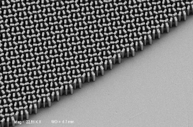 Lenses made from nanomaterials get closer to replacing glass