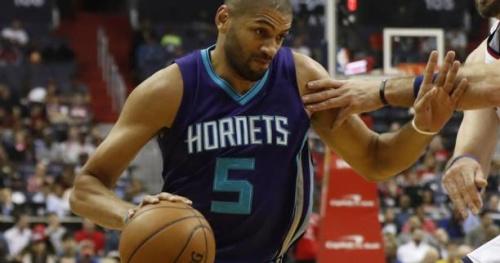 Basket - NBA - Charlotte et Nicolas Batum éliminés de la course aux play-off