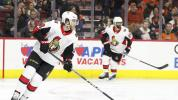 Report: Blues looking to acquire Sens forwards