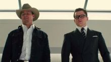 Kingsman prank war saw Channing Tatum fill Taron Egerton's trailer with $1,500 worth of sex toys