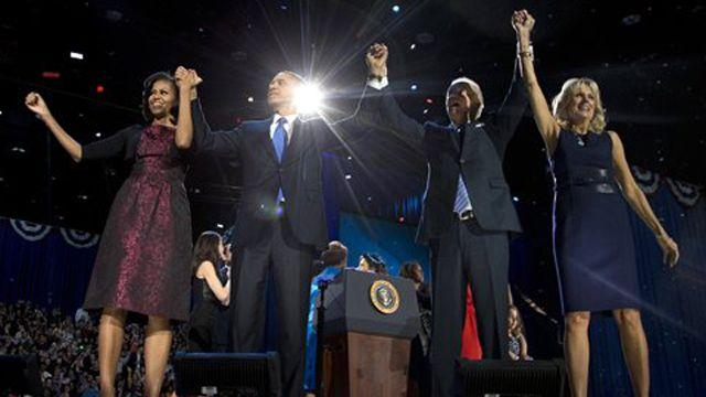 Key areas in Obama's re-election victory