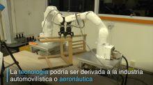 Desarrollan robot capaz de armar una silla