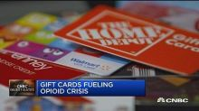 Gift cards fueling shadowy world of opioid addiction