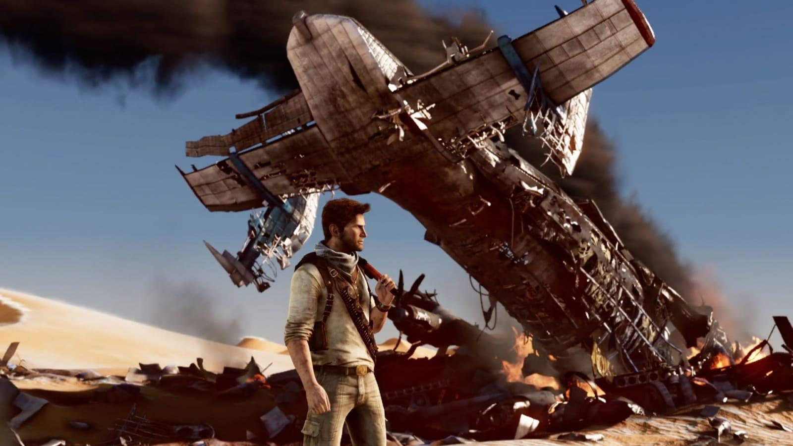 Uncharted The Nathan Drake Collection Is Free On Ps Plus In January