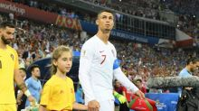 Foot - L. nations - POR - Ligue des nations : Cristiano Ronaldo (Portugal) absent contre la Croatie