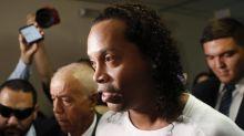 Ronaldinho detained in Paraguay over false documents claim