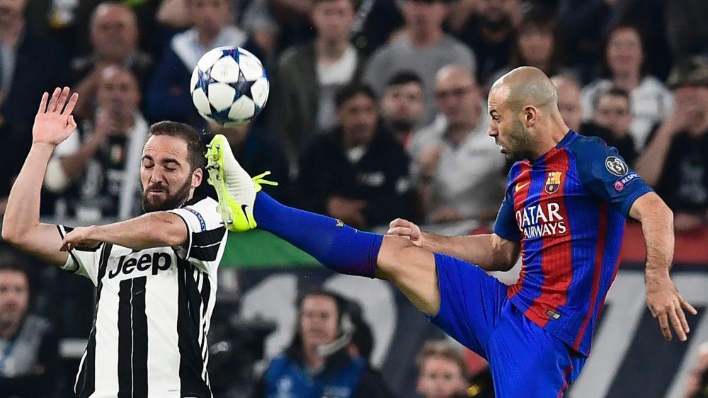 Barcelona bestätigt: Mascherano laboriert an Wadenverletzung