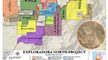 RETRANSMISSION: New Energy Metals Announces Letter of Intent to Acquire Exploradora North Project (Chile) and Stock Option Grant