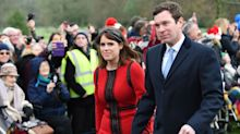 Princess Eugenie and husband Jack told to 'prepare for the worst' when his dad had coronavirus