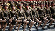 事隔5年重推 北韓10萬人大步操9月有得睇