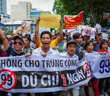 A U.S. Citizen Detained at a Protest in Vietnam Has Apologized on State Television