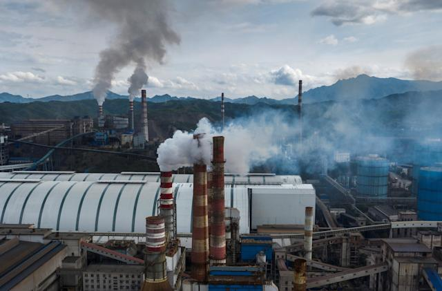 China is launching a public data platform to name and shame polluters