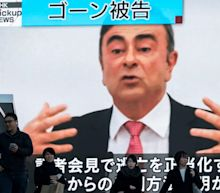 American father and son pair Michael and Peter Taylor pleaded guilty to helping ex-Nissan boss Carlos Ghosn flee Japan in a box