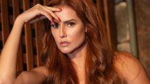 Deborah Secco fica ruiva para a novela 'Salve-se Quem Puder'