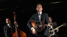 Watch Tom Hiddleston Perform Hank Williams's Songs at 'I Saw the Light' Nashville Premiere