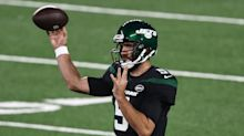 Jets to start Joe Flacco at QB vs. Cardinals, Sam Darnold out with injury