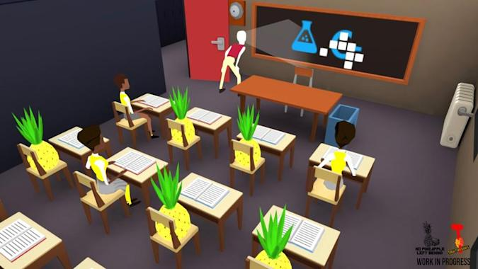 'No Pineapple Left Behind' and the politics of American education