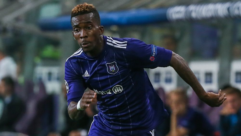 Onyekuru counts his blessings after Anderlecht's Champions League victory over Celtic