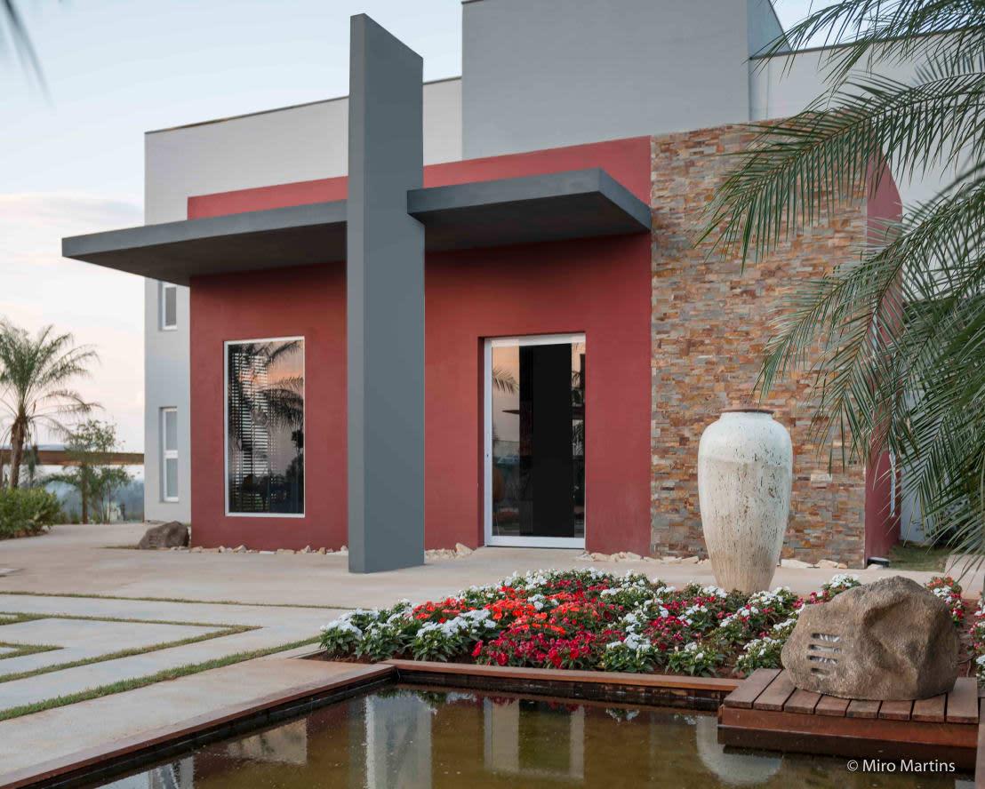 25 frische ideen f r den vorgarten. Black Bedroom Furniture Sets. Home Design Ideas