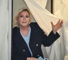 Blow for Macron as Le Pen tops EU election in France
