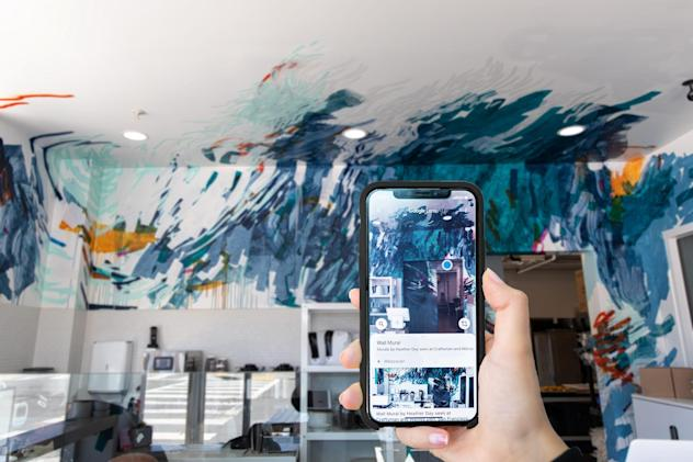 Google Lens can tell you about the people behind local artworks
