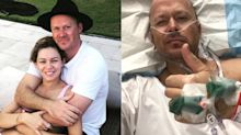 'None of us were ready': Graphic photos show the reality of skin cancer