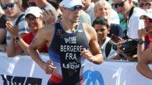 Triathlon - Léo Bergère, champion du monde de relais mixte avec les Bleus: «Je vais rentrer à la maison avec un grand sourire»