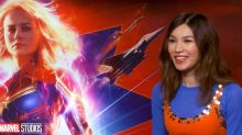 Captain Marvel will 'shake things up' with the Avengers in Phase 4 says Gemma Chan (exclusive)