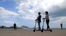 E-scooter injuries needing ER visits on rise — especially to head and neck, study finds