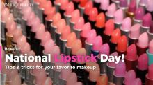 National Lipstick Day!