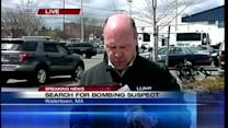 Update: Manhunt continues for Boston bomber