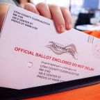 Study: Younger voters are most likely to have their absentee ballots rejected