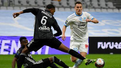 Ligue 1 : suivez la rencontre entre Marseille et Lyon en direct