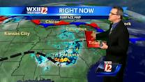 Brian looks at our Sunday forecast