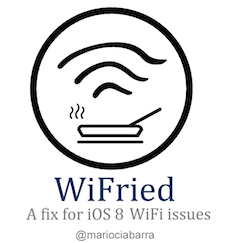 Here's the root cause and a workaround for iOS 8 and Yosemite Wi-Fi issues