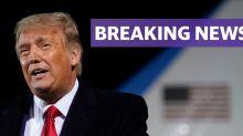 Donald Trump tests positive for coronavirus