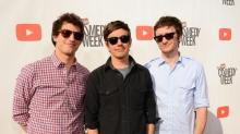 Andy Samberg's Lonely Island Comedy Group Making Movie at Universal