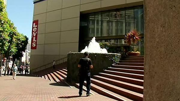 Apple's plan to move popular fountain met with protest