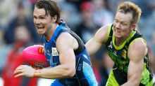 'He spat the dummy': Patrick Dangerfield's unseen blow-up at AFLX