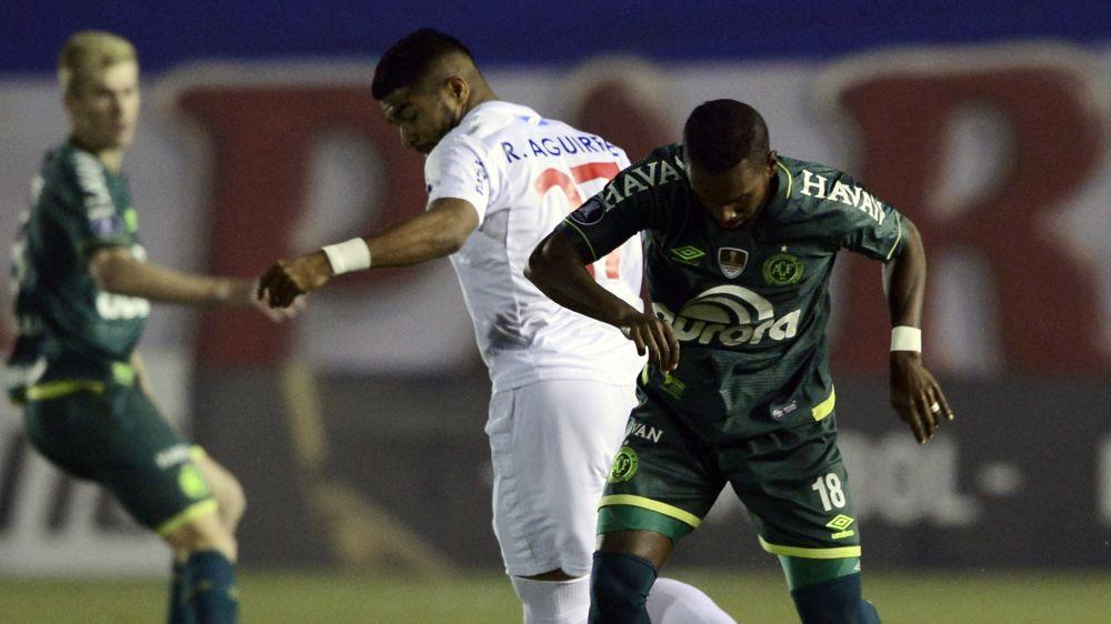►Mancini lamenta a derrota da Chape, mas não desiste da classificação na Libertadores