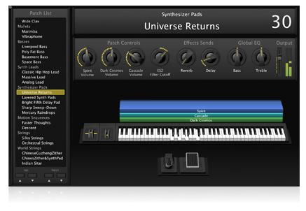 Apple releases MainStage 2.1.3 for Logic Studio users