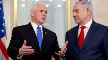 Pence kündigt Eröffnung neuer US-Botschaft in Jerusalem für Ende 2019 an
