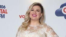 Kelly Clarkson: 'Estoy gorda porque soy feliz'