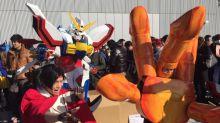 【C93】《機動武闘伝Gガンダム》Coser 重現石破天驚拳!