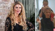 MAFS' Booka unveils dramatic hair transformation: 'No going back'