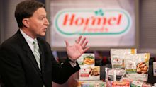 Smucker and Hormel fall after earnings miss in wake of Amazon-Whole Foods merger