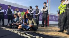 Heathrow protest: Extinction Rebellion issues WhatsApp instructions about 'adapted' climate change demonstration, as teenagers threatened with arrest