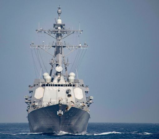 Iranian navy in 'unsafe' intercept of US destroyer: defense official